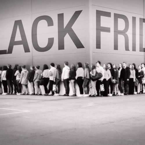 Yo sobreviví al Black Friday.